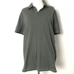 John Varvatos Collared Plain Shirt